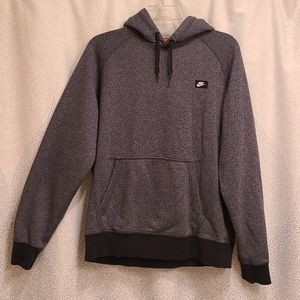 Nike French Terry shoebox logo pullover hoodie